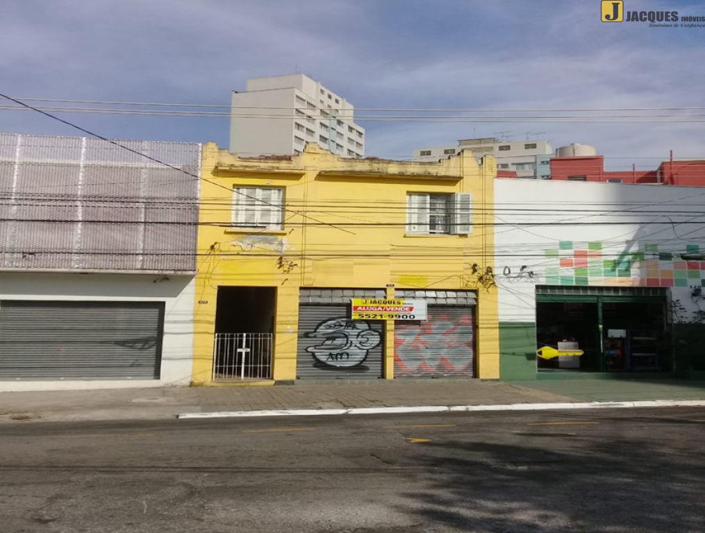 Salão para Locação - Vila Mariana