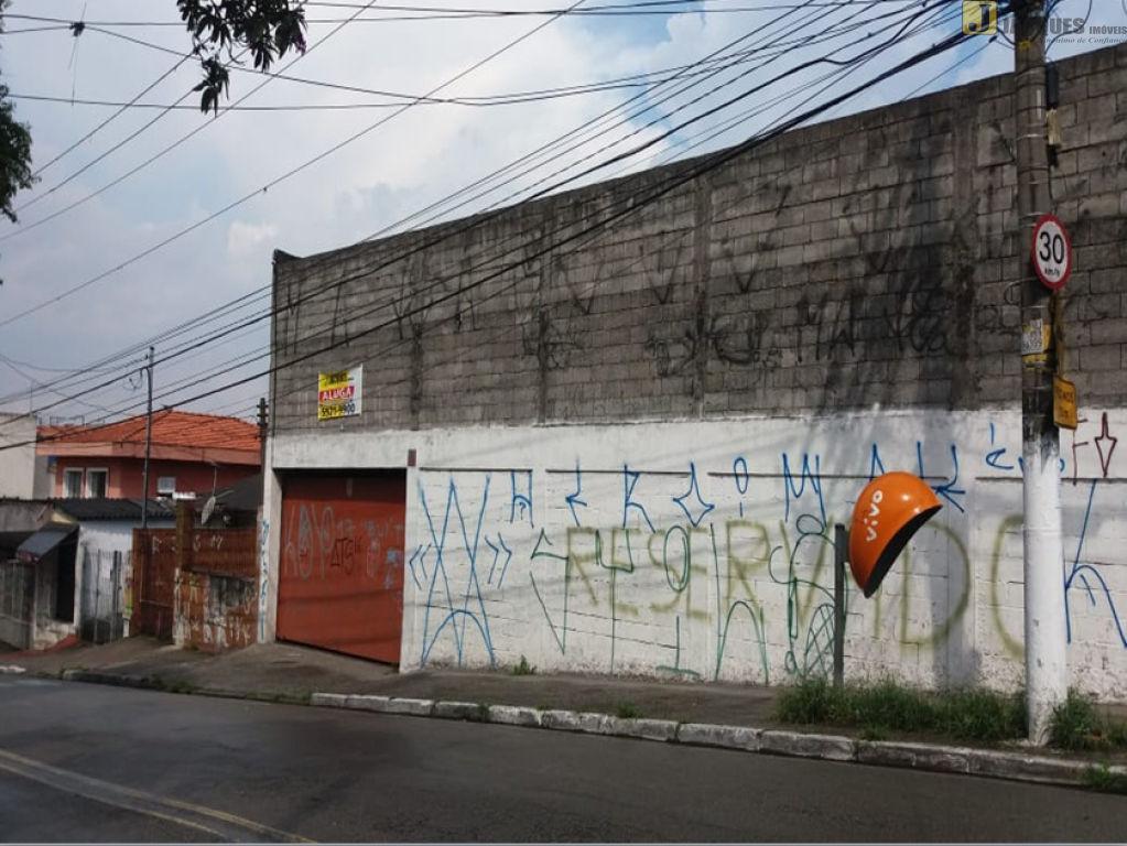 Salão para Locação - Jardim Itapura