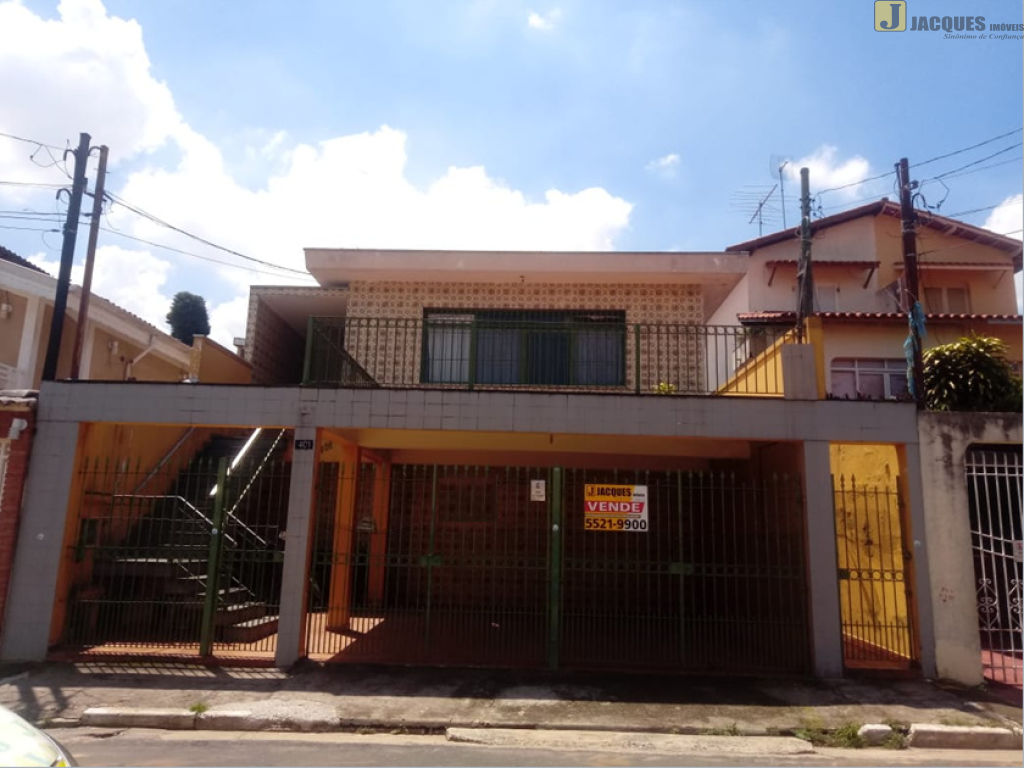 Sobrado para Venda - Vila Campo Grande