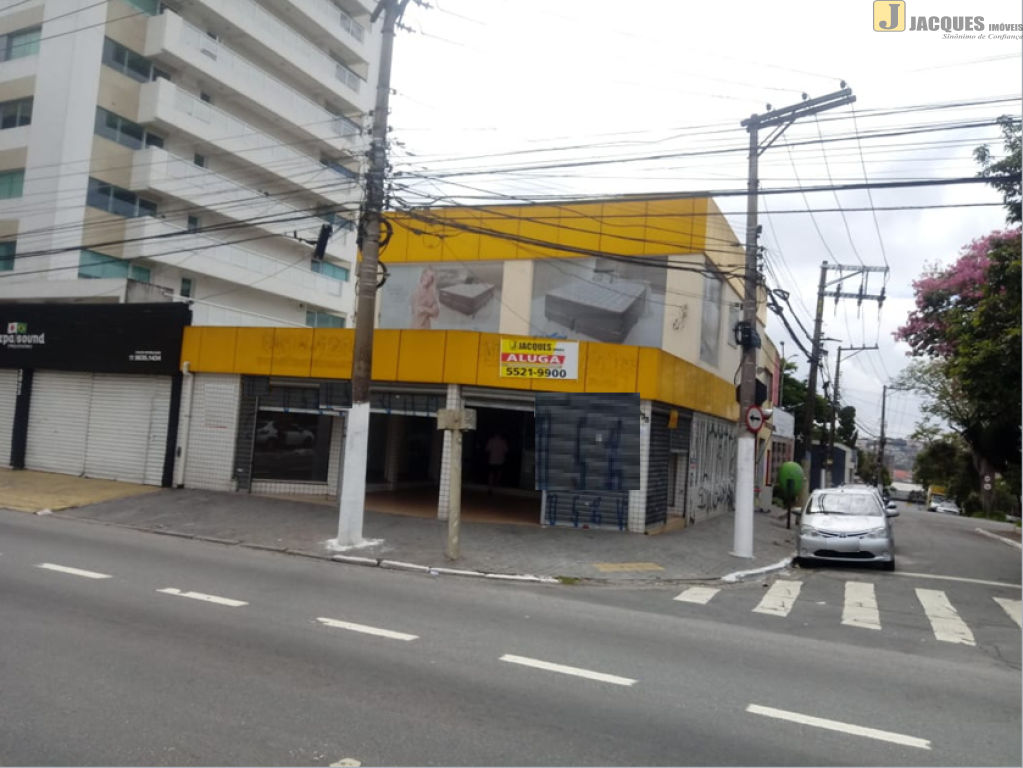 Salão para Locação - Jardim Umuarama
