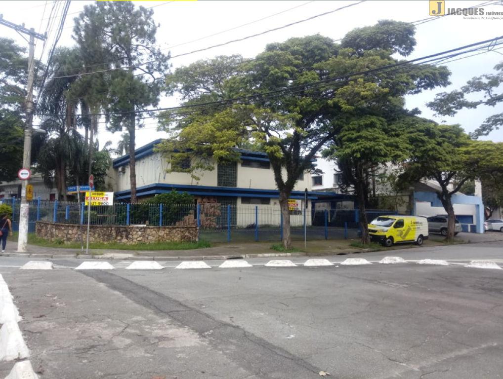 Casa Térrea para Locação - Vila Santana