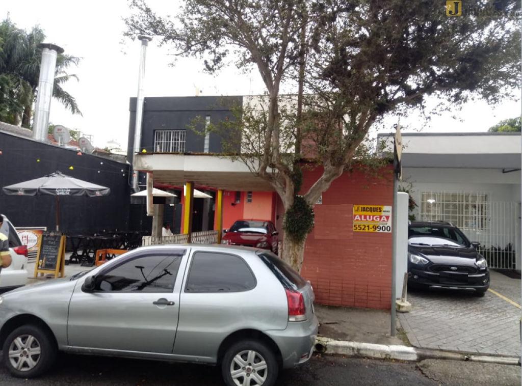 Sobrado para Locação - Campo Belo