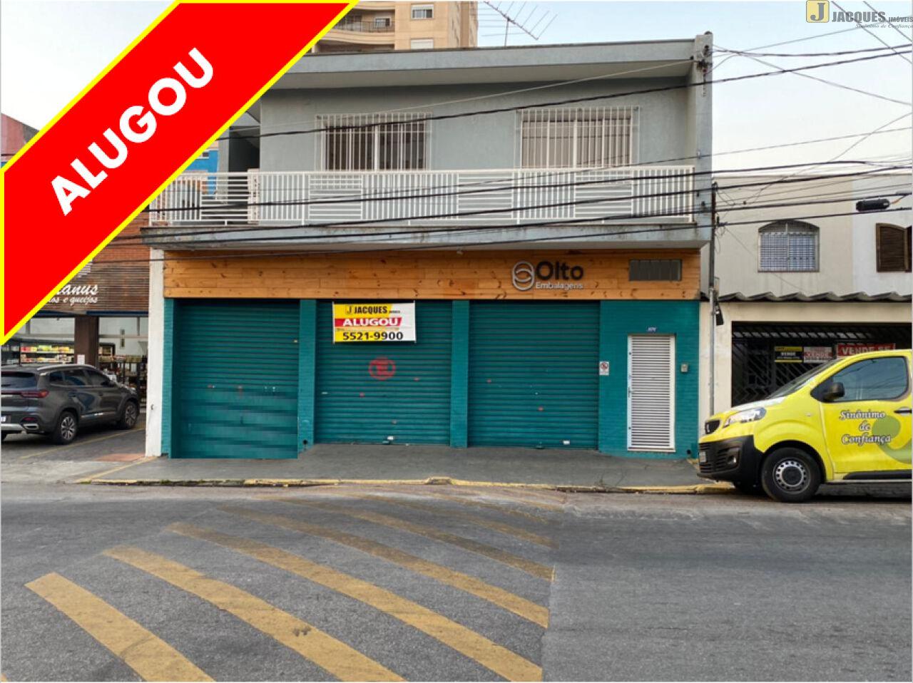 Salão para Locação - Chácara Santo Antônio Zona Sul