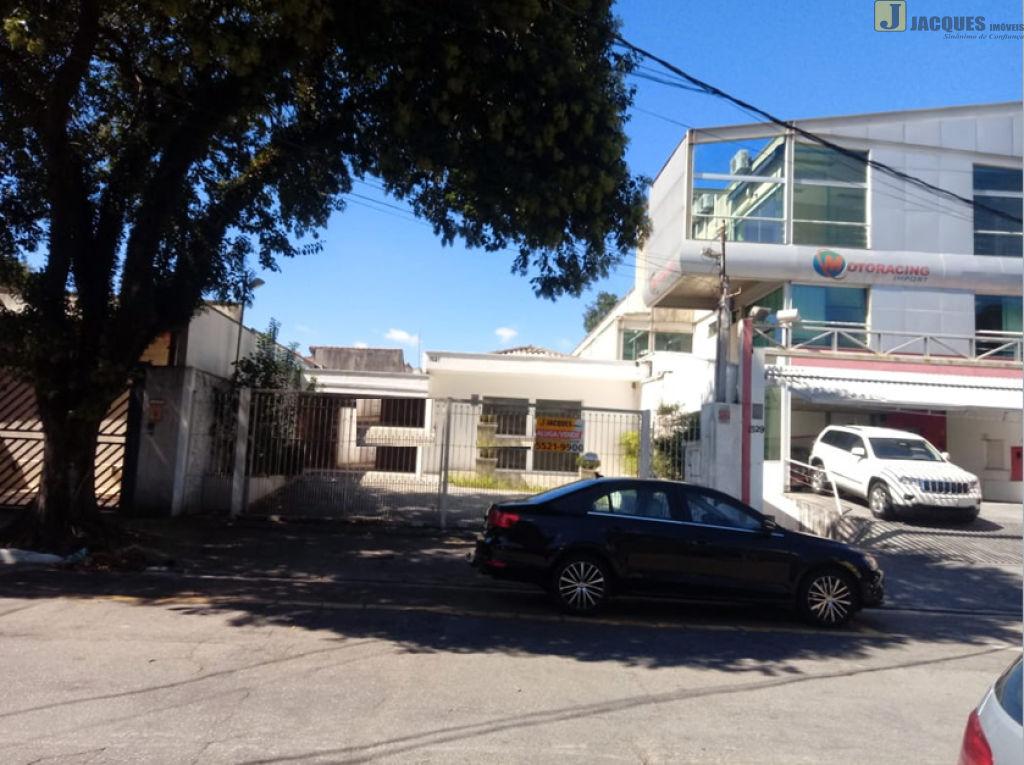 Casa Térrea para Locação - Indianópolis