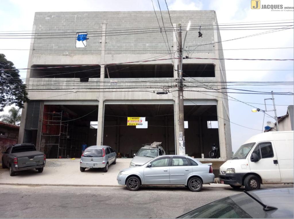 Salão para Locação - Jardim Santo Eduardo