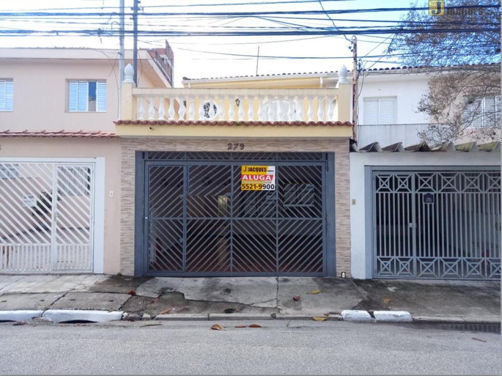 Sobrado para Locação - Vila Almeida