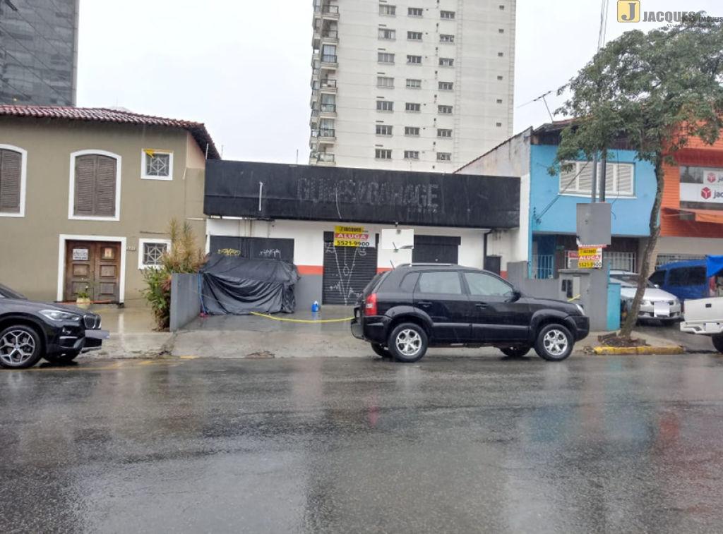 Salão para Locação - Campo Belo