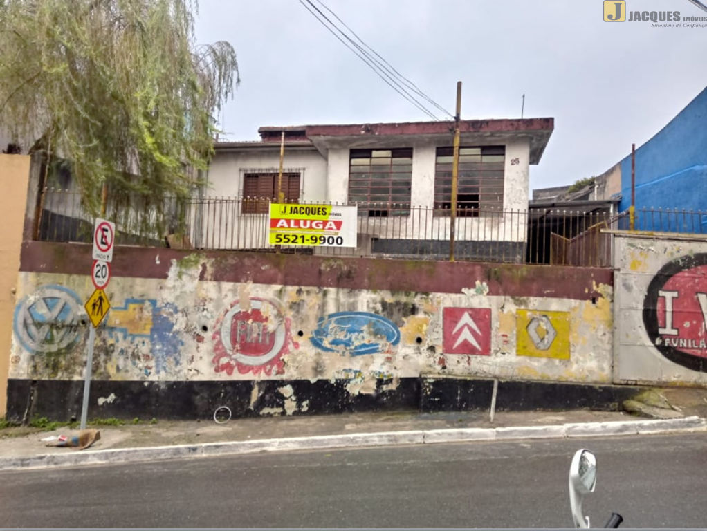 Casa Térrea para Locação - Vila Remo