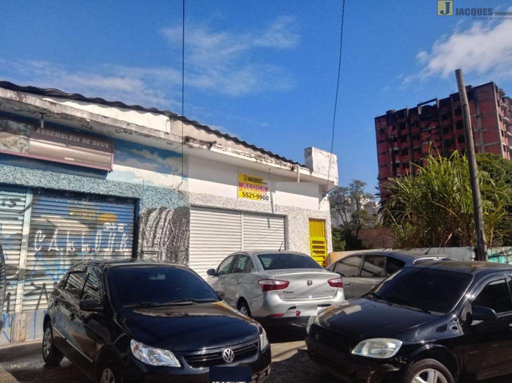 Salão para Locação - Vila Constança