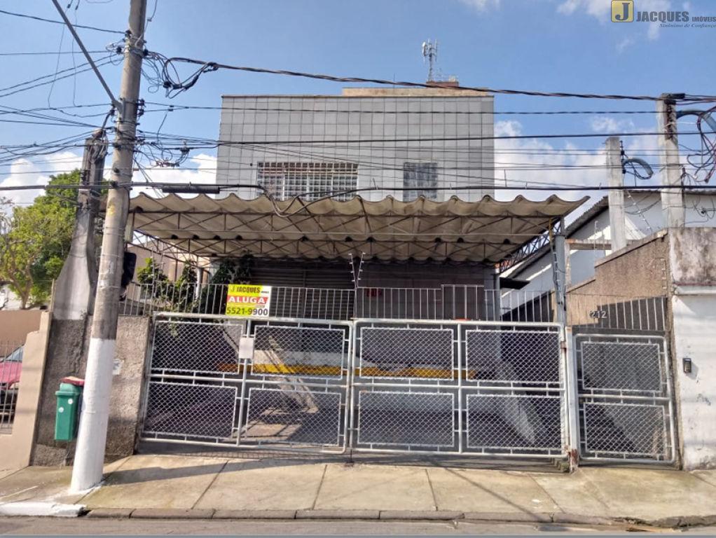 Galpão para Locação - Vila Campo Grande