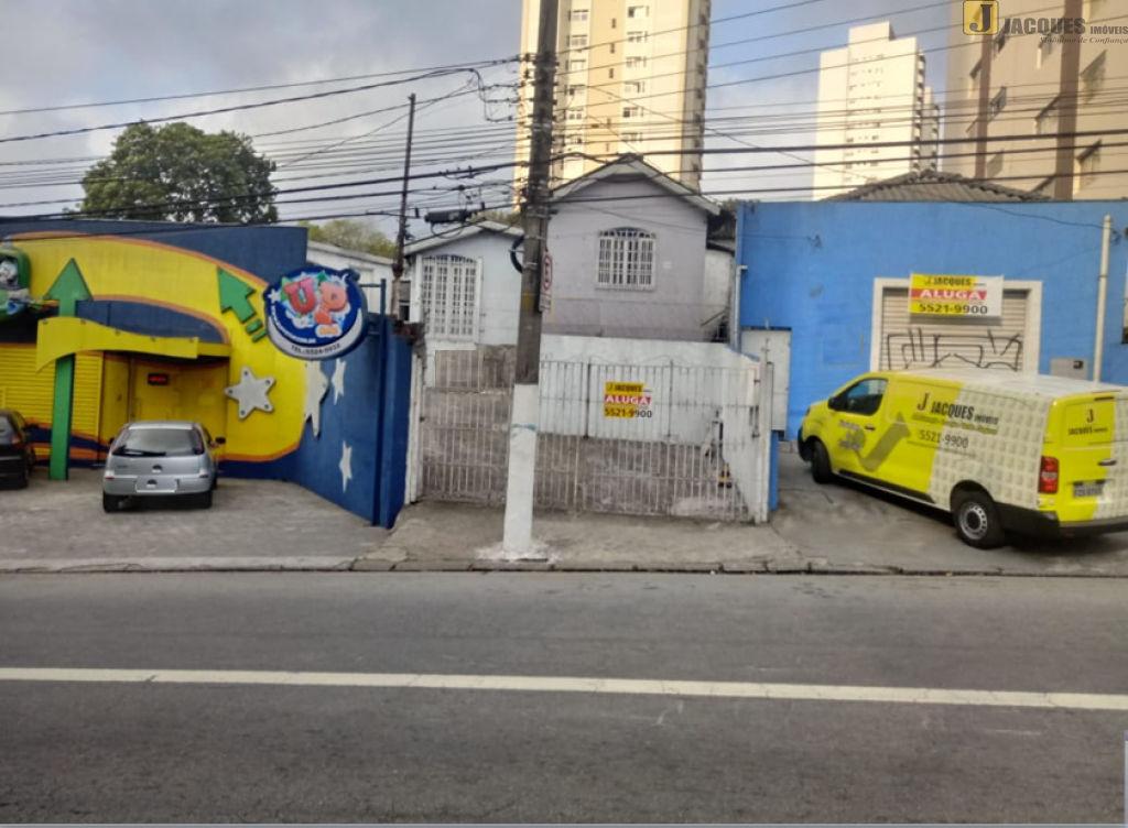 Casa Térrea para Locação - Vila Sofia