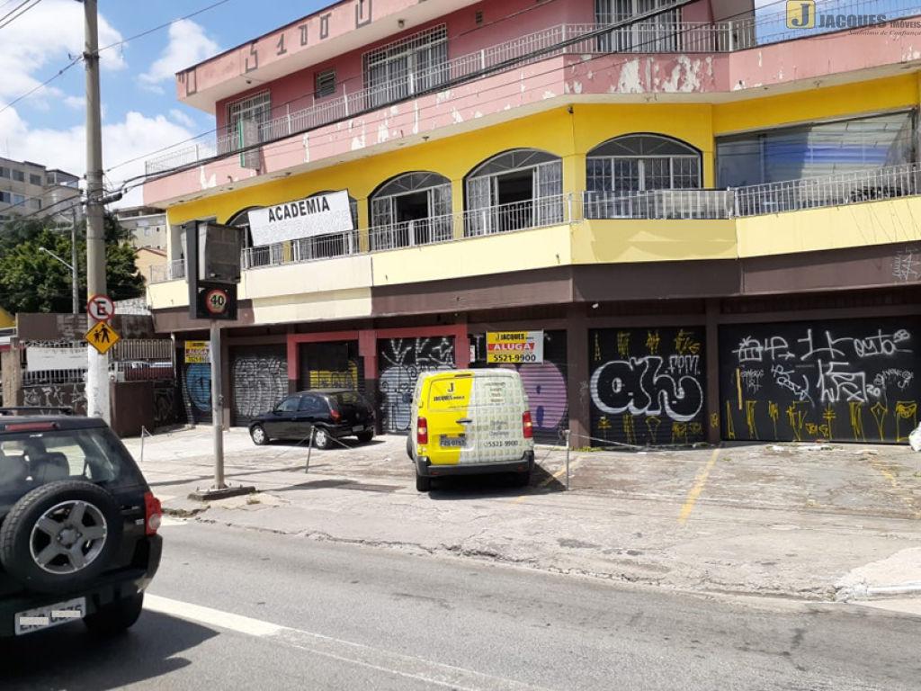Salão para Locação - Pirajussara