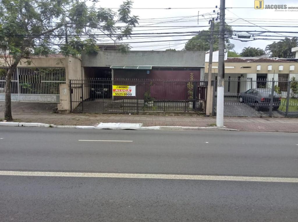 Salão para Locação - Jardim Três Marias