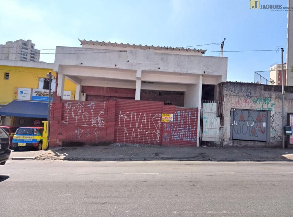 Salão para Locação - Santo Amaro