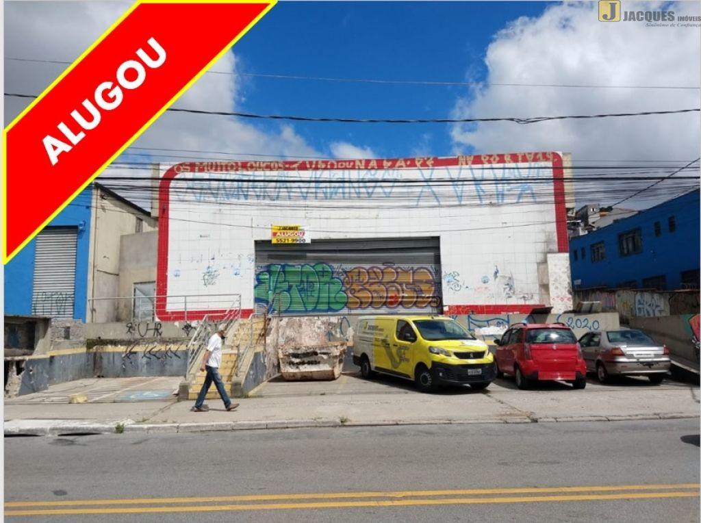 Galpão para Locação - Vila Prel