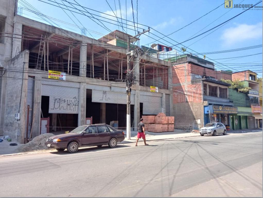 Salão para Locação - Parque Novo Santo Amaro
