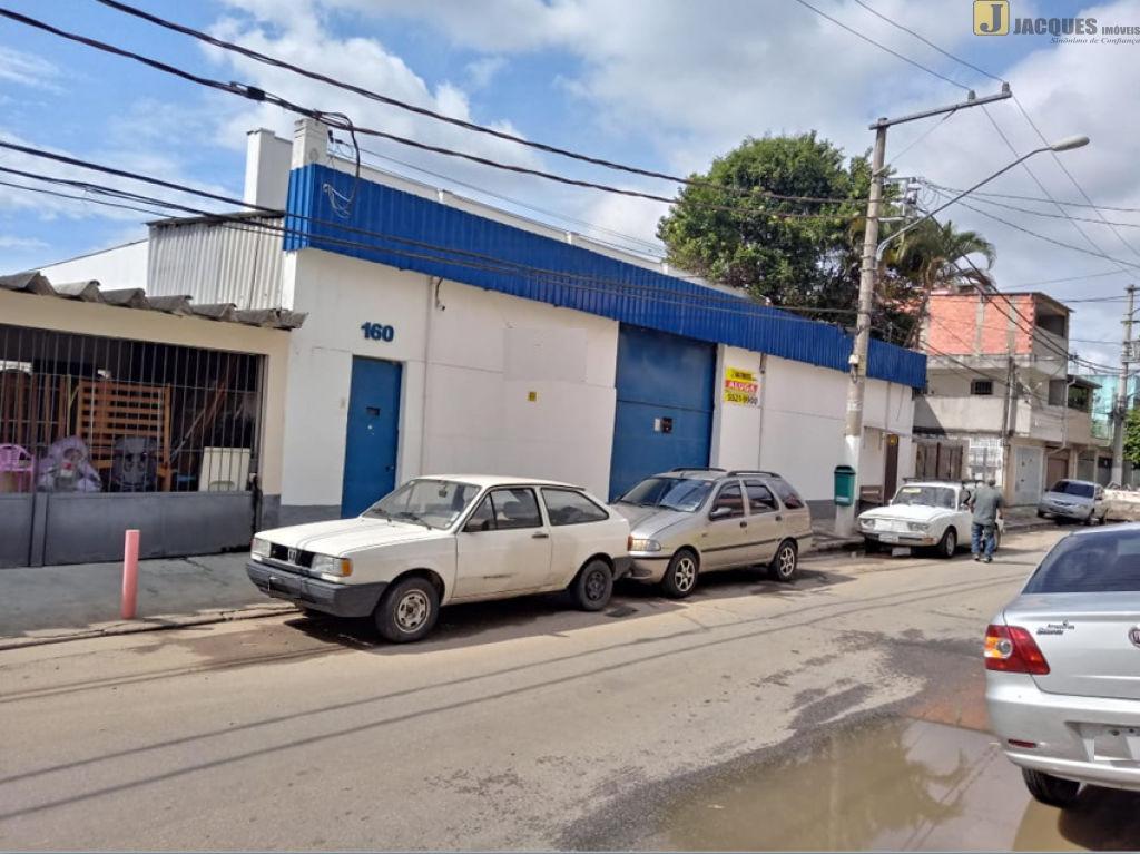 Galpão para Locação - Jardim Santa Josefina