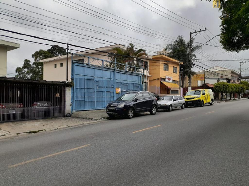 Terreno para Locação - Vila São Paulo