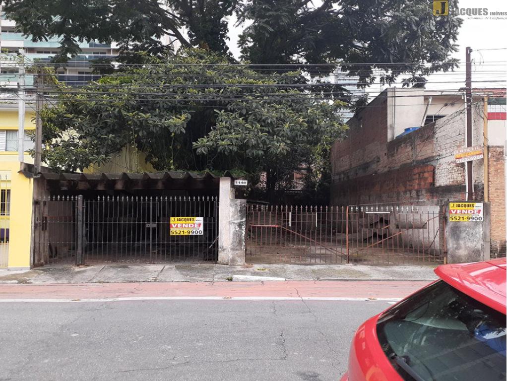 Terreno para Venda - Chácara Santo Antônio Zona Sul