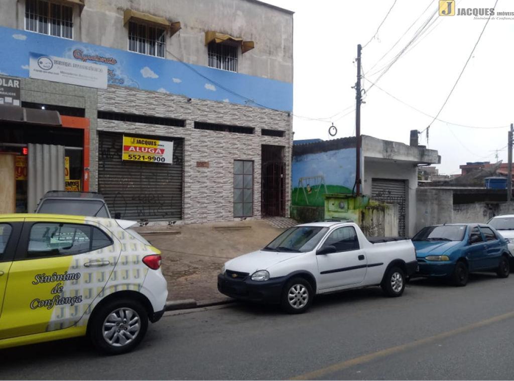 Salão para Locação - Vila Bom Jardim
