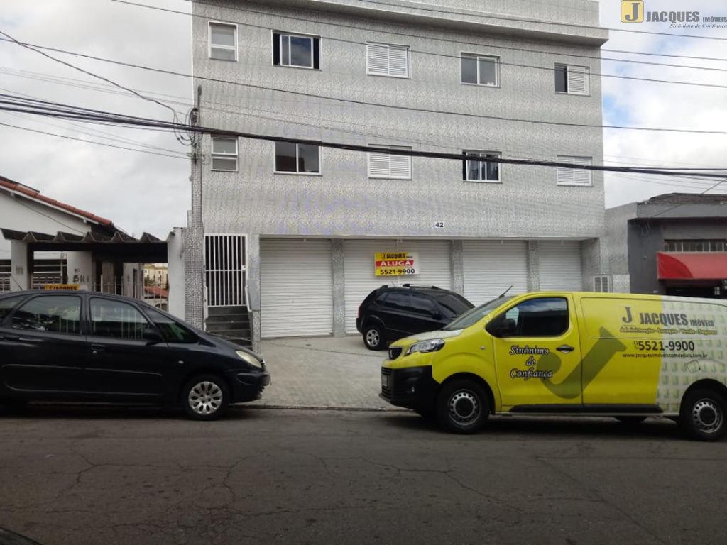 Salão para Locação - Jardim Palmares (Zona Sul)
