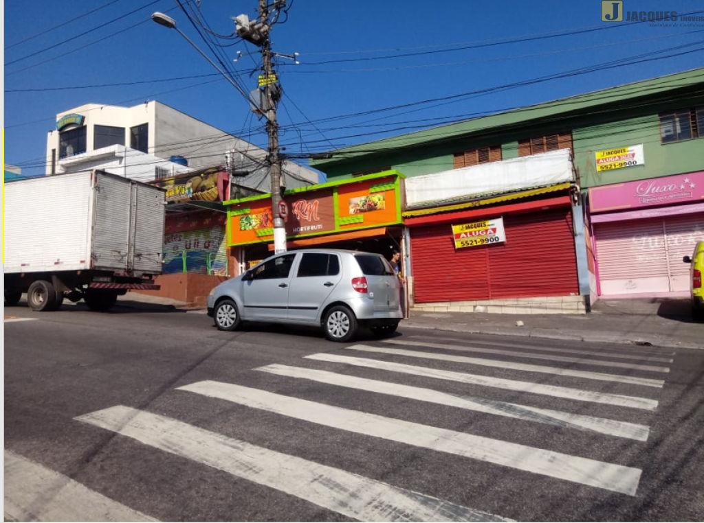 Salão para Locação - Parque Santo Antônio