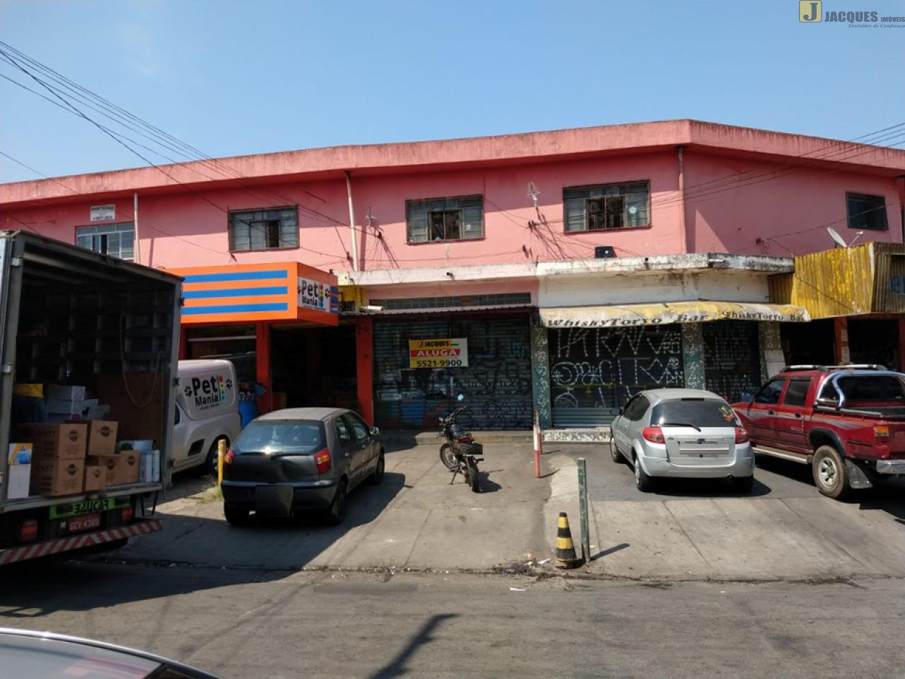 Salão para Locação - Jardim Das Rosas (Zona Sul)