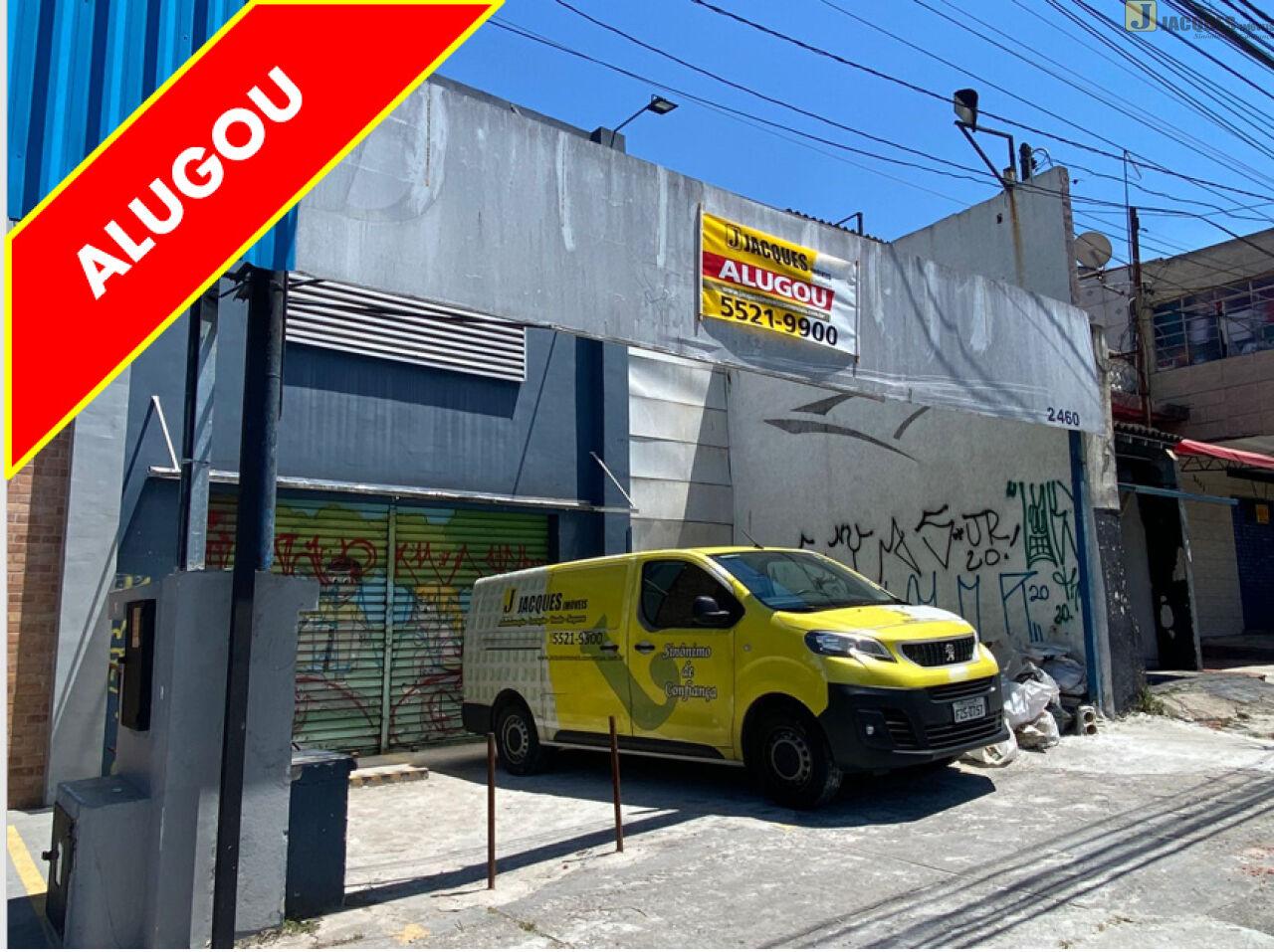 Salão para Locação - Jardim Marajoara