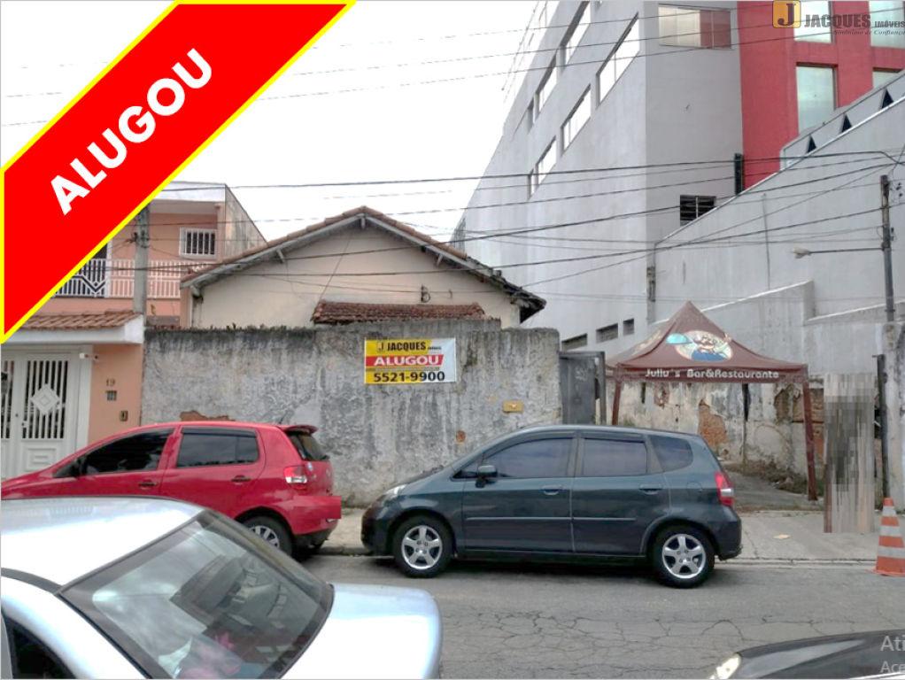 Terrea para Locação - Vila Gea