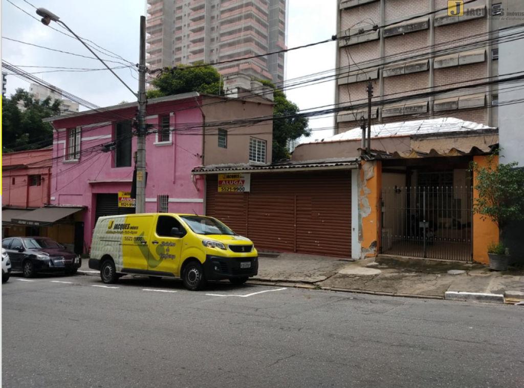 Salão para Locação - Vila Clementino