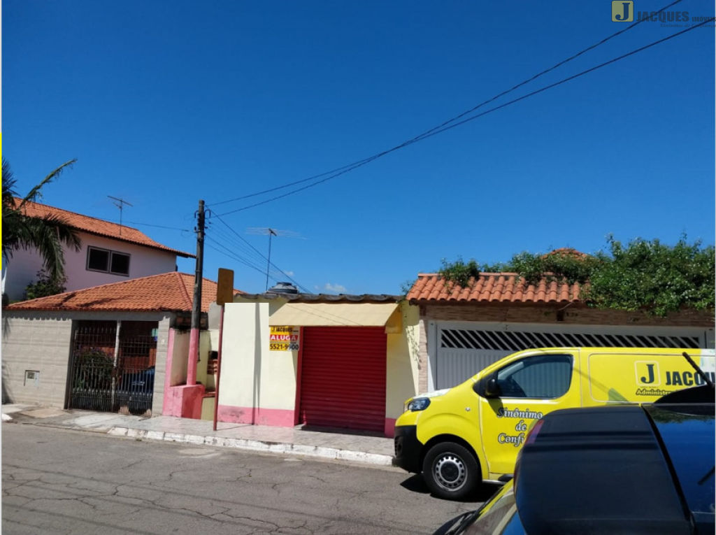 Salão para Locação - Terceira Divisão De Interlagos