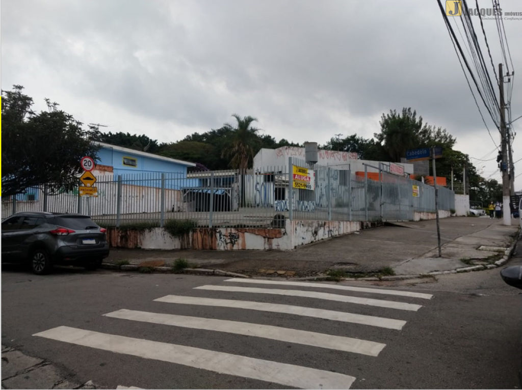 Terreno para Locação - Vila Santana