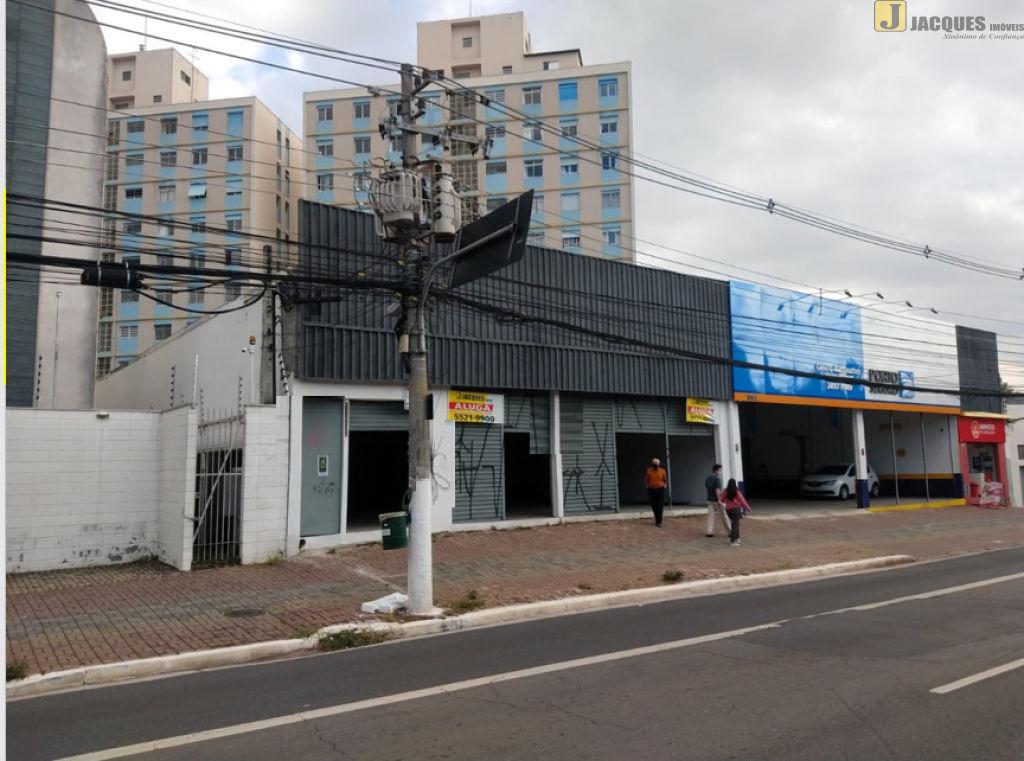 Salão para Locação - Vila Santana