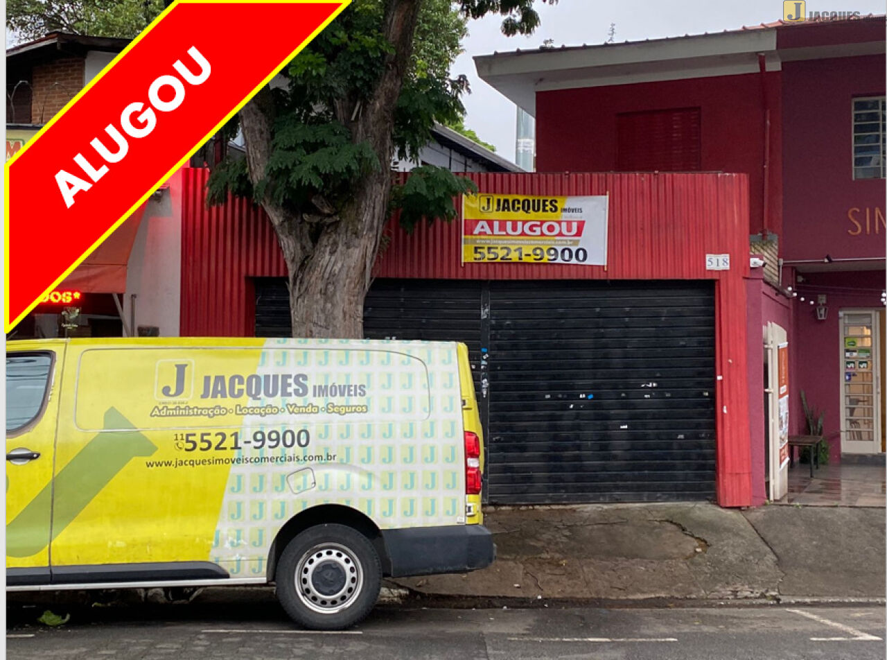 Sobrado para Locação - Brooklin Paulista