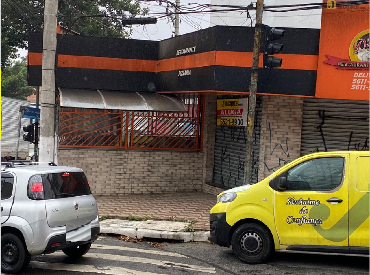 Salão para Locação - Vila Dos Andradas