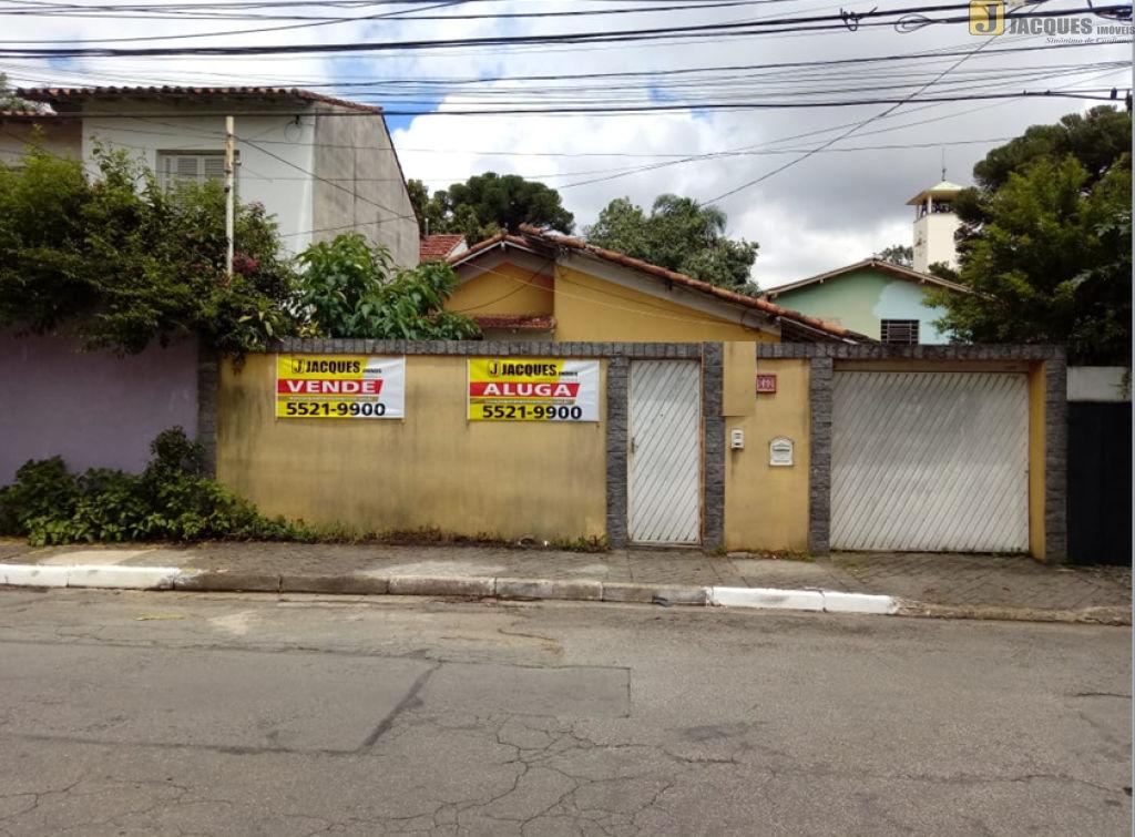 Terrea para Locação - Chácara Santo Antônio (Zona Sul)