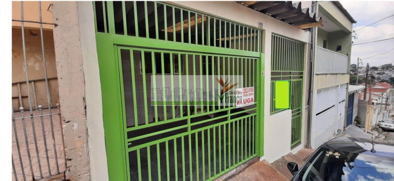 Sobrado para Locação - Parque Ramos Freitas