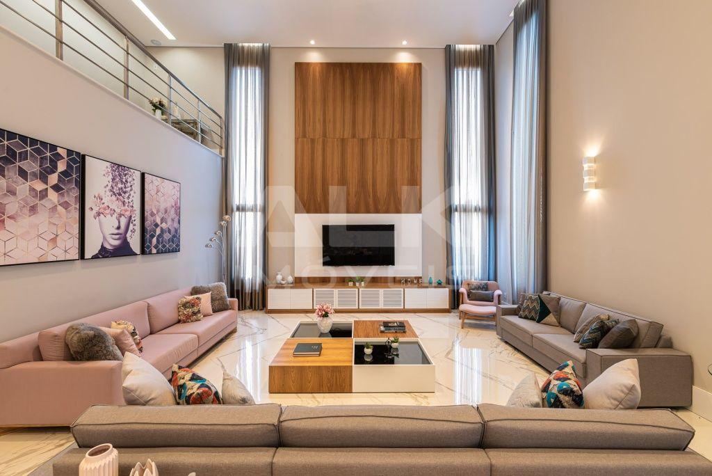 Casa de Condomínio  para Venda - Residencial Fazenda Alvorada