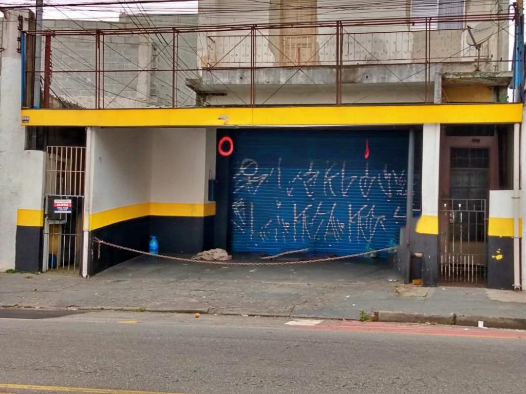 Salão para Locação - Vila Maria