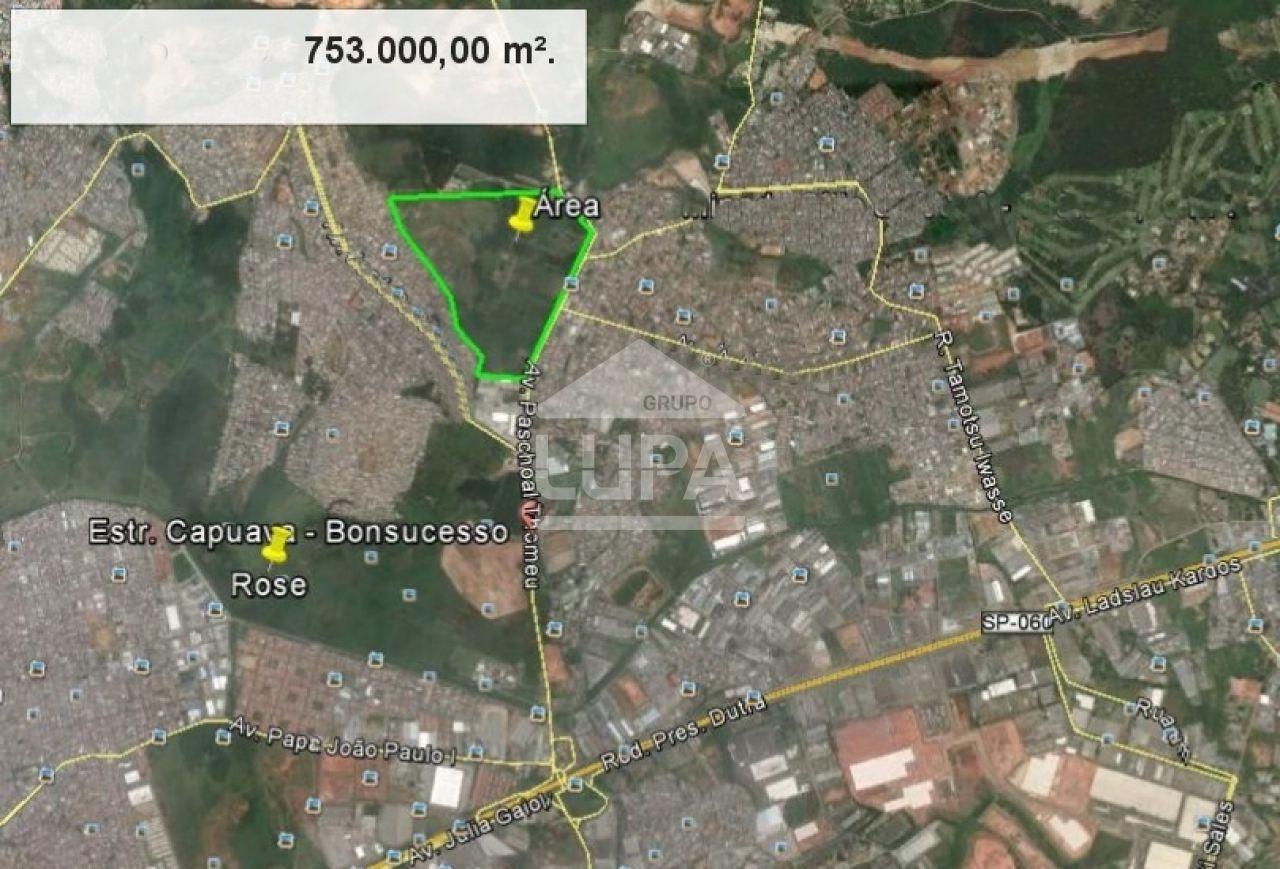 Terreno para Venda - Vila Nova Bonsucesso