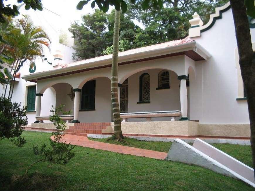 Casa Térrea para Locação - Horto Florestal