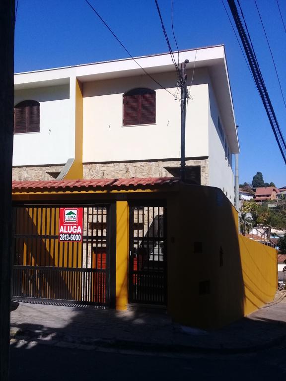 Sobrado para Locação - Vila Rosa