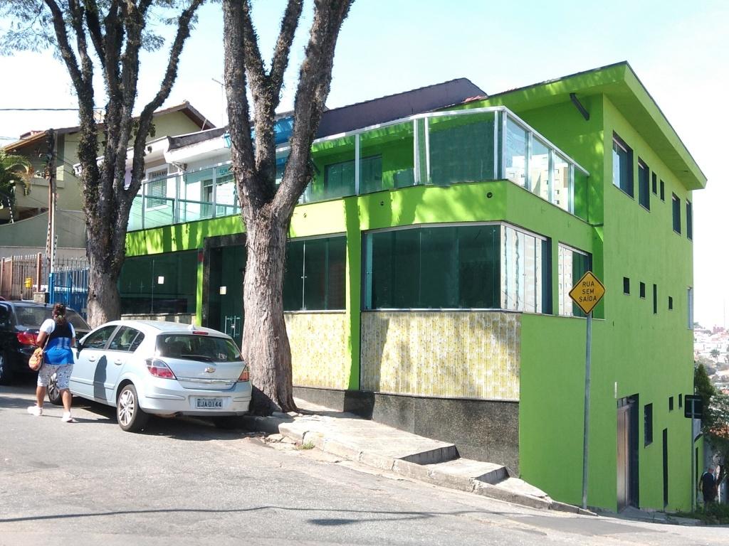 Prédio para Locação - Lauzane Paulista