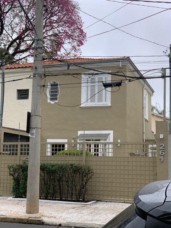 Casa Assobradada para Locação - Jardim Paulistano