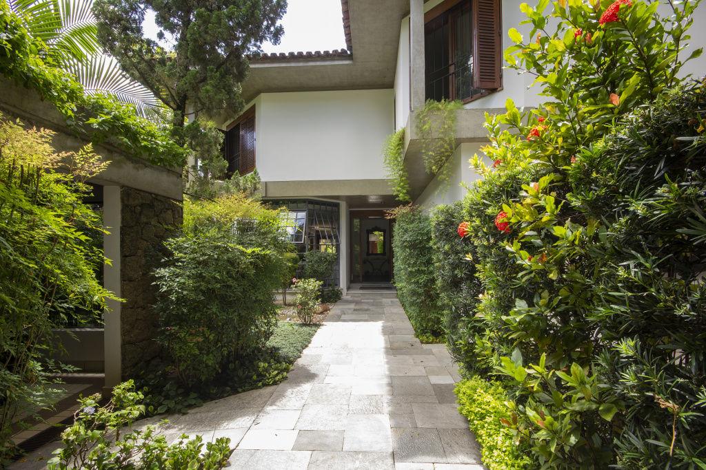 Casa Assobradada para Venda - Alto De Pinheiros