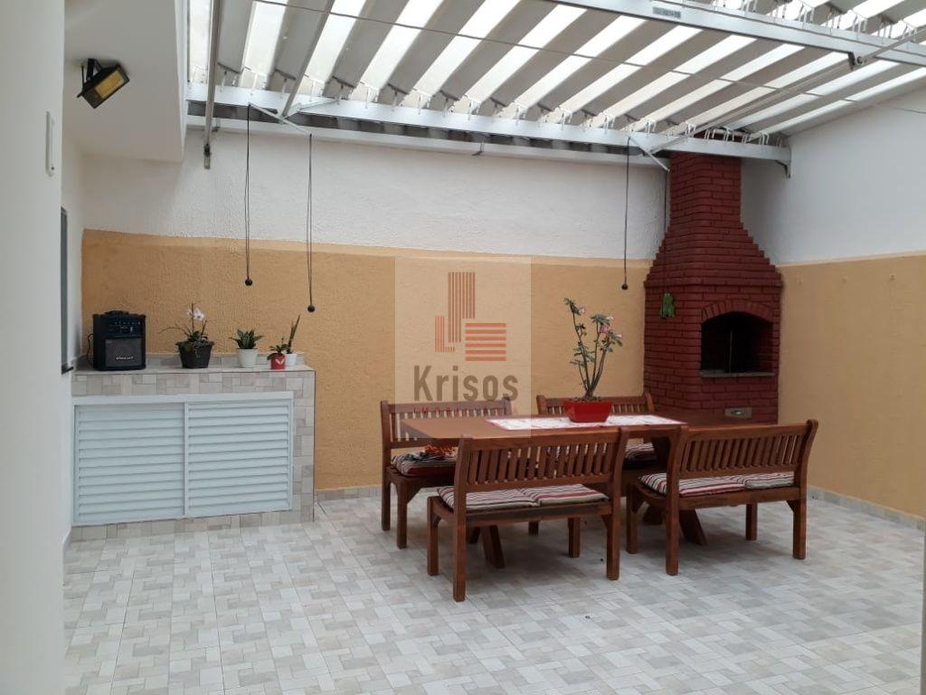 Casa Assobradada para Venda - Jardim Bonfiglioli