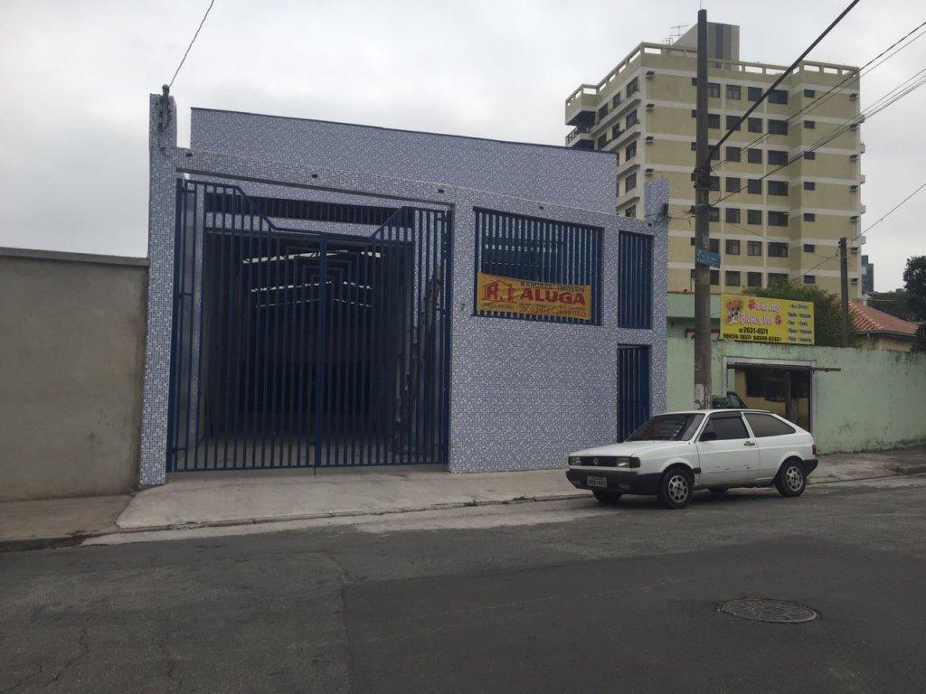 GALPÃO - 500M² - VILA MARIA