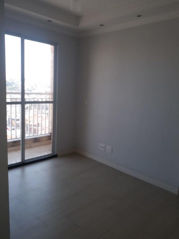 Comprar - Apartamento - Vila Galvão - 2 dormitórios.
