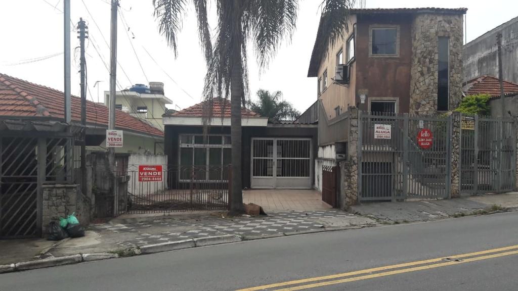 Comprar - Casa  - Vila Gustavo - 6 dormitórios.