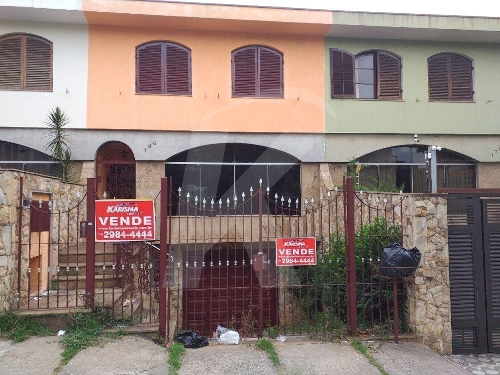 Comprar - Sobrado - Vila Maria Alta - 3 dormitórios.
